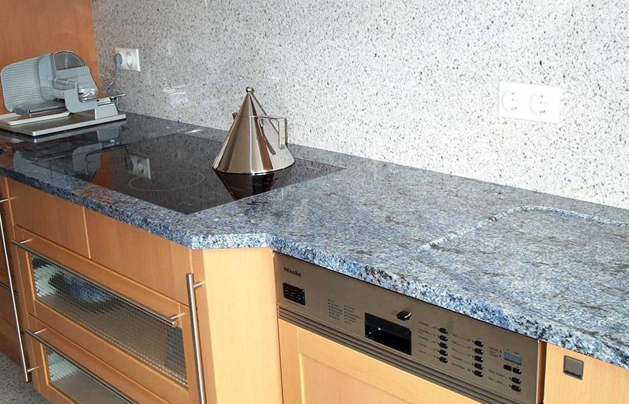 Azul Bahia Aus Dem Granit Sortiment Von Wieland Naturstein
