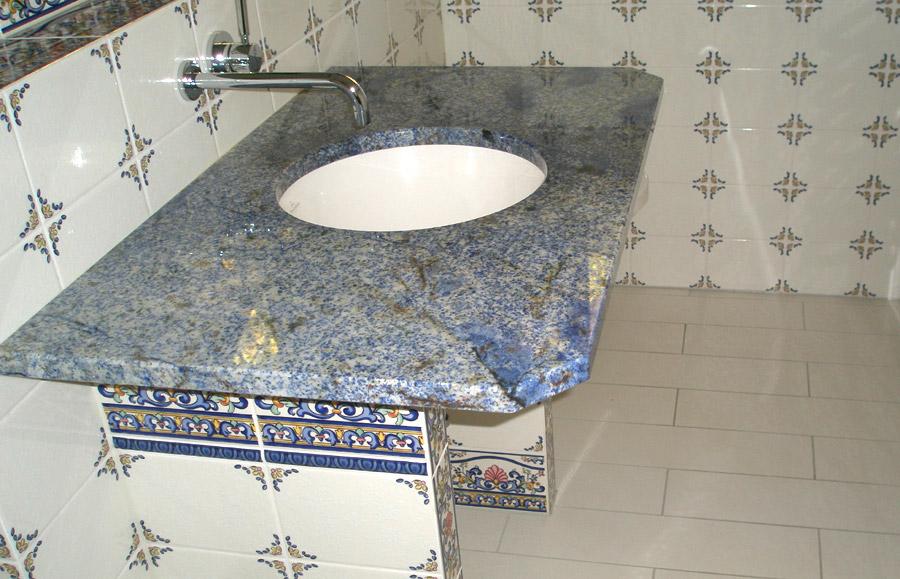 azul bahia aus dem granit sortiment von wieland naturstein. Black Bedroom Furniture Sets. Home Design Ideas
