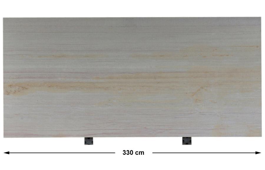 ... Quarzitplatten ( Unmaßplatte ) Cristal Beige Poliert ...