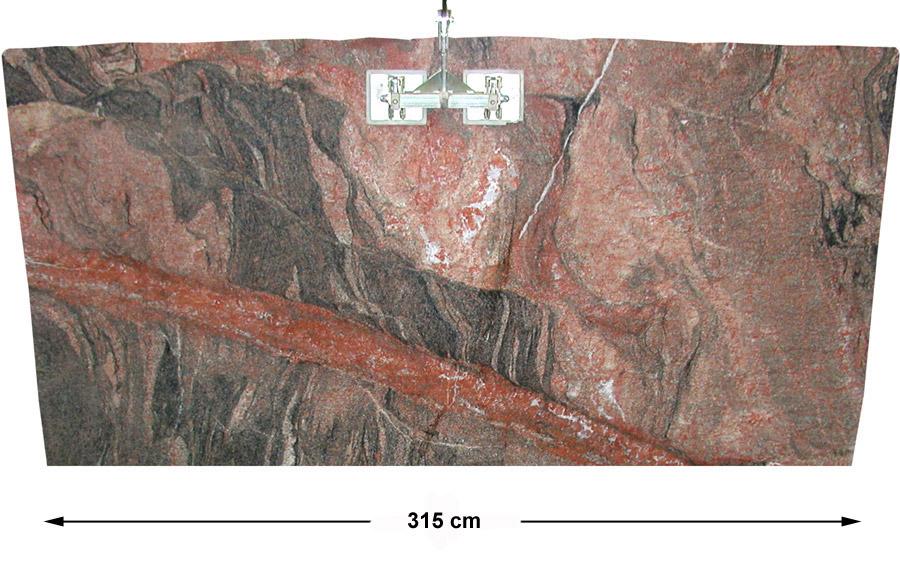 Juparana Africa aus dem Granit Sortiment von Wieland