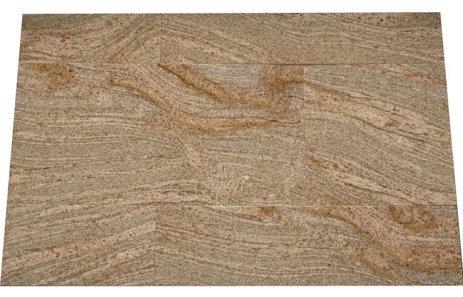 Juparana Golden aus dem Granit Sortiment von Wieland