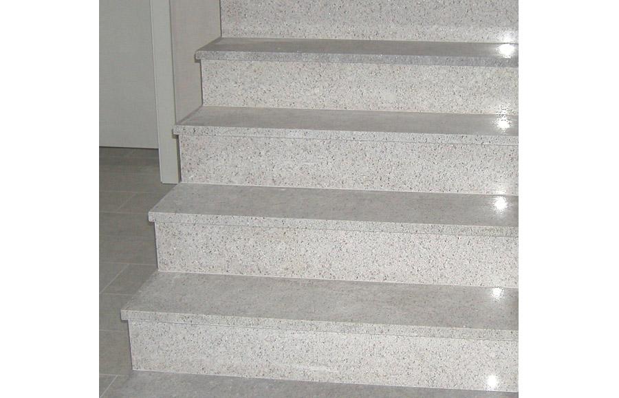 Pearl White aus dem Granit - Sortiment von Wieland Naturstein
