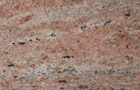 Detailansicht Granit Rose Wood