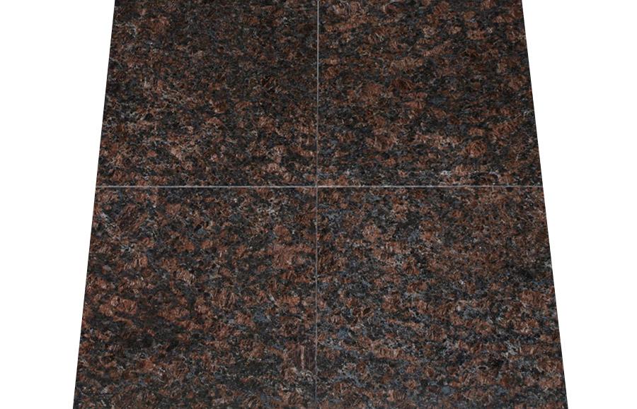 Tan Brown aus dem Granit - Sortiment von Wieland Naturstein