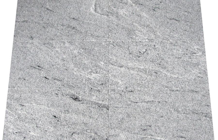 Viskont white aus dem granit sortiment von wieland - Granitfliesen restposten gunstig ...