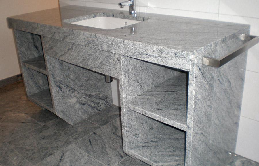 viskont white aus dem granit sortiment von wieland. Black Bedroom Furniture Sets. Home Design Ideas
