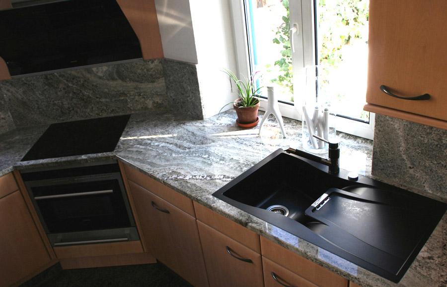 white fusion aus dem granit sortiment von wieland naturstein. Black Bedroom Furniture Sets. Home Design Ideas