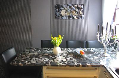 Wieland Naturstein Materiali Granito Black Marinace