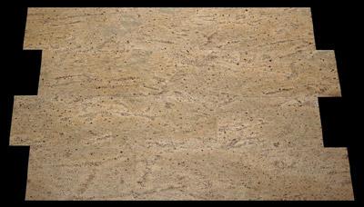 Wieland Naturstein Product Catalogue Granite Golden Sand