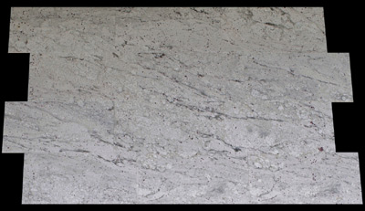 Wieland Naturstein Materiali Granito River White