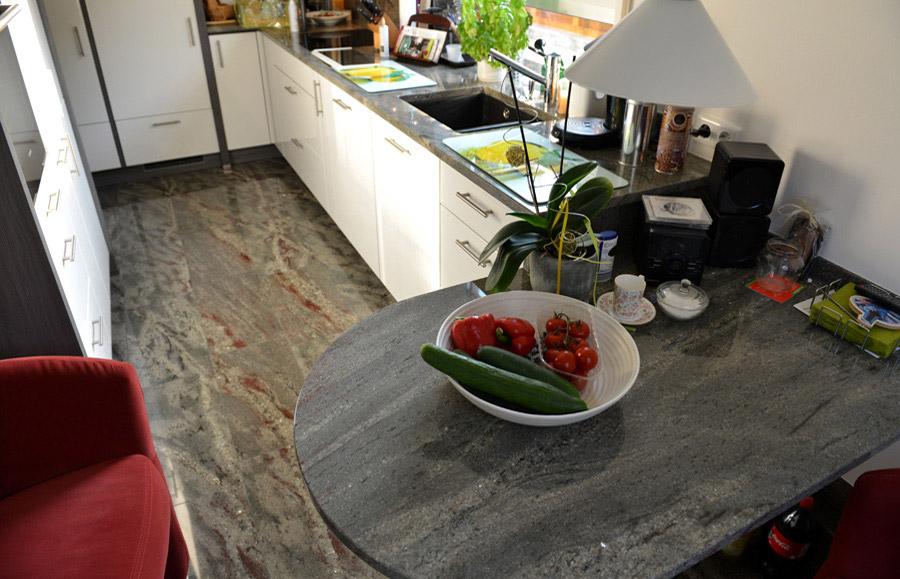 kuchenarbeitsplatten aus granit beste inspiration f r. Black Bedroom Furniture Sets. Home Design Ideas