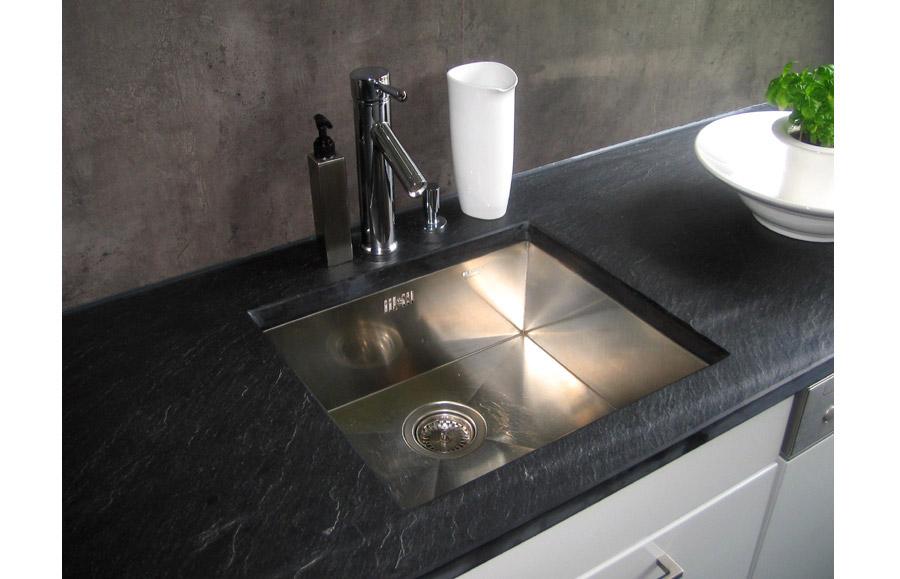 Waschtischplatte schiefer  Küchenarbeitsplatten aus Naturstein, wie Granit, Marmor oder ...