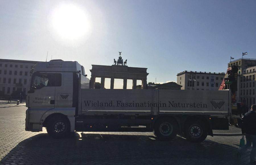 c5decfaca3 Naturstein-Lieferung nach Berlin - Wieland Naturstein