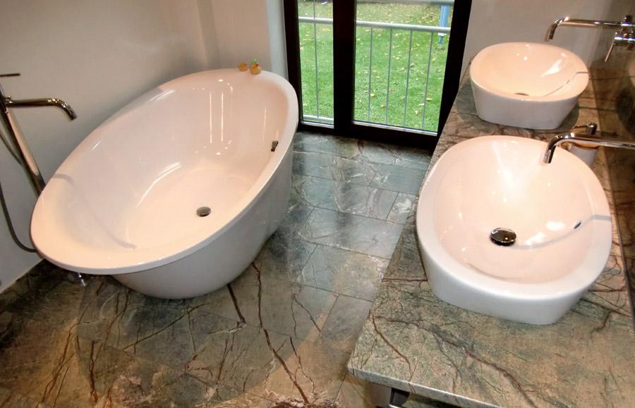 rain forest green aus dem marmor sortiment von wieland. Black Bedroom Furniture Sets. Home Design Ideas