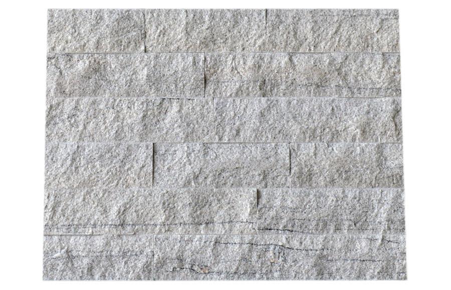 Granit Oberfläche Spaltrau