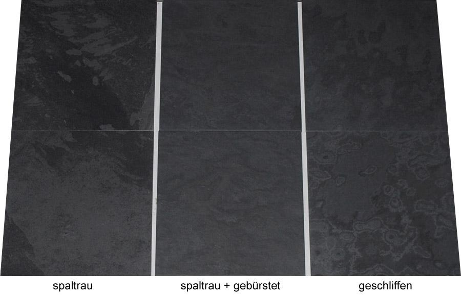 montauk black aus dem schiefer sortiment von wieland naturstein. Black Bedroom Furniture Sets. Home Design Ideas