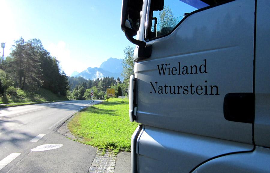 Wieland Naturstein unternehmen wieland naturstein beliefert ganz deutschland